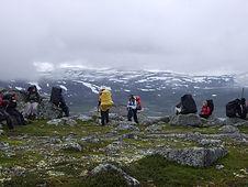 trekking Norvège