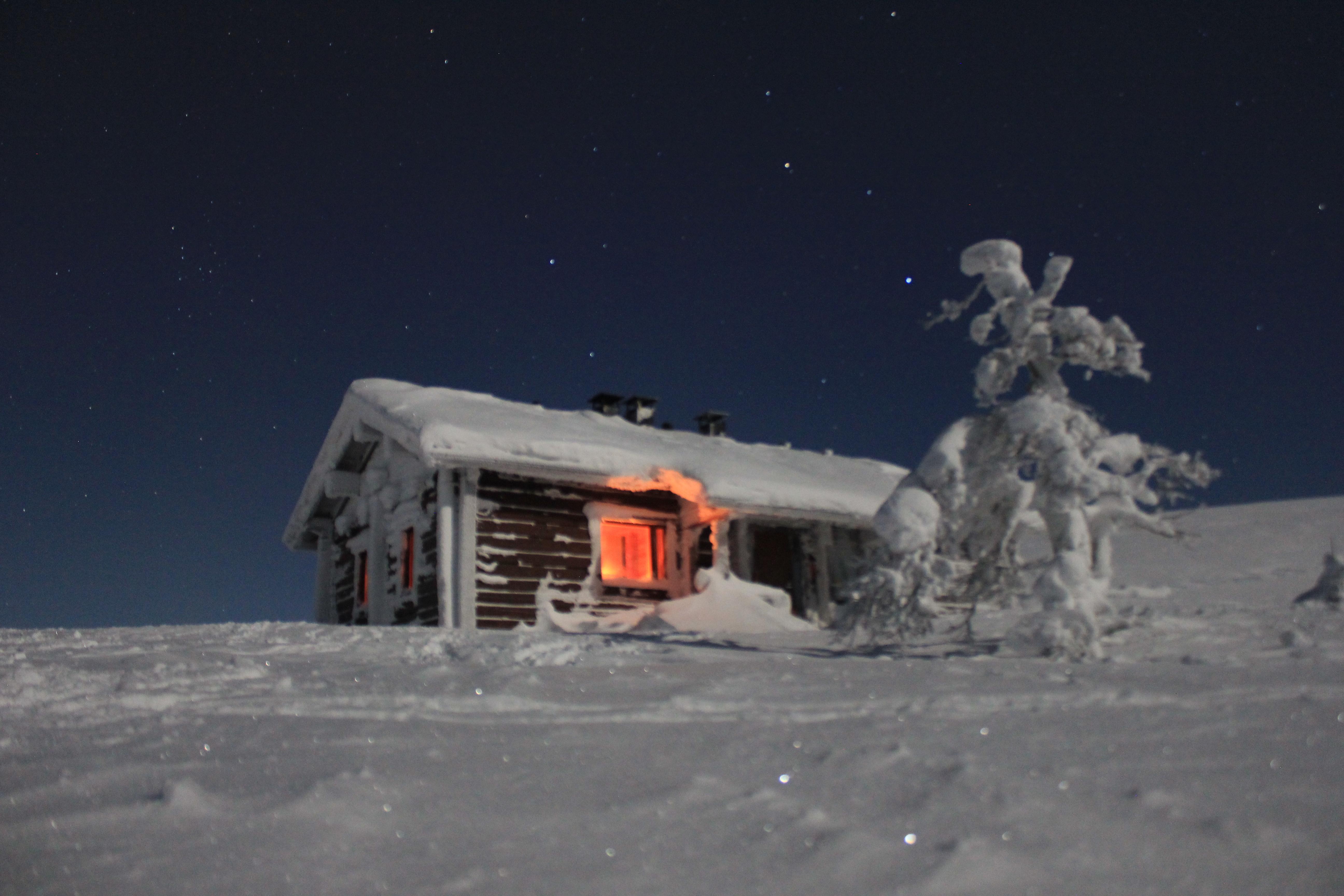 Nuit en refuge