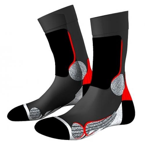 2 ou 3 paires de chaussettes de trek