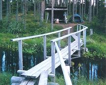 trekking Suède