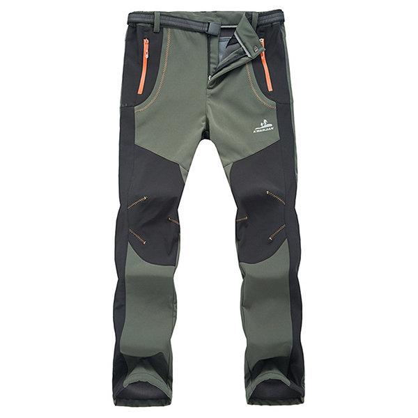1 pantalon de trek hiver