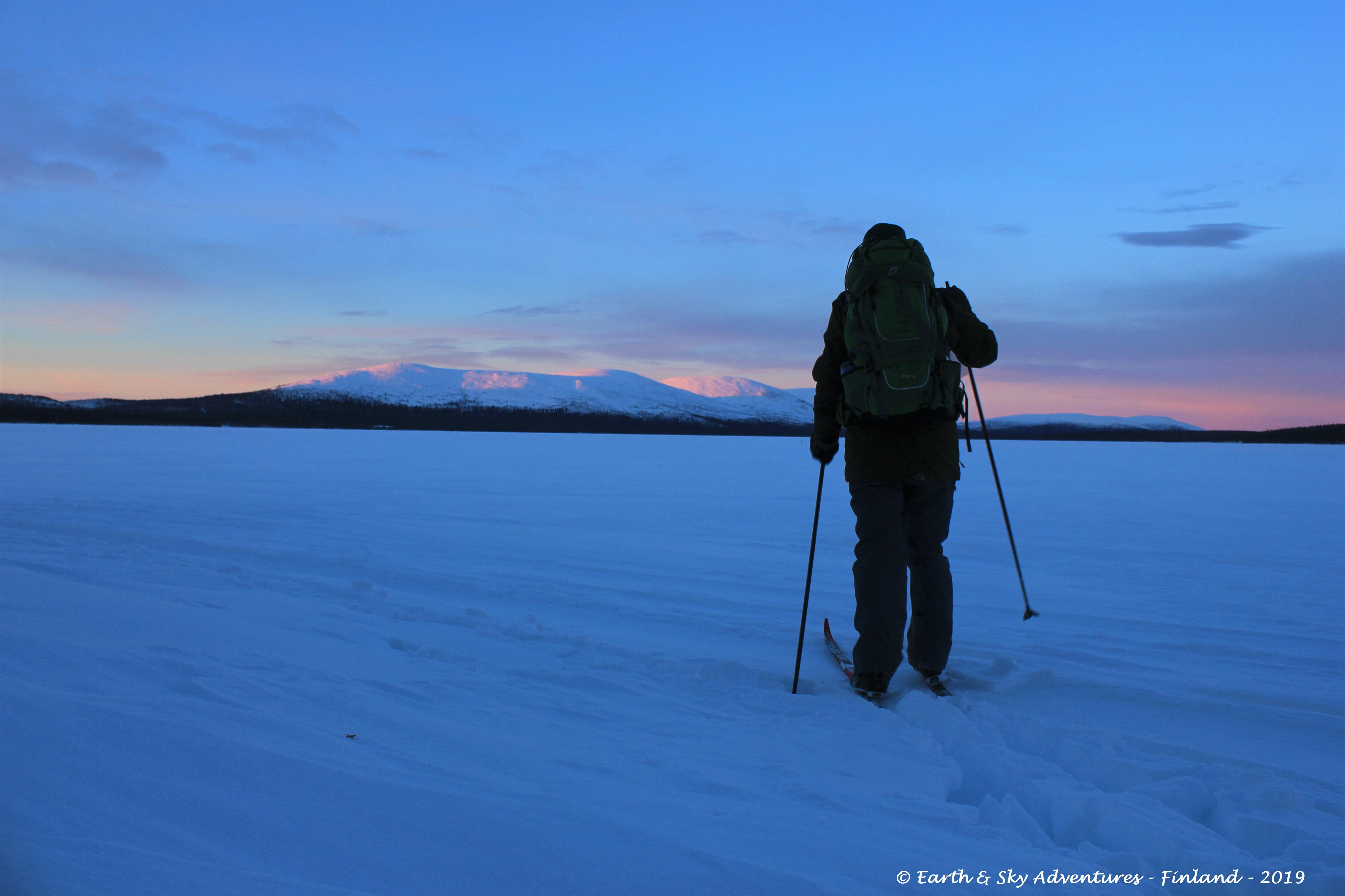 Trek d'hiver