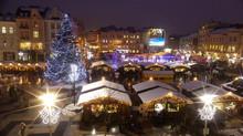 6.12. a 13. 12.2016 - vánoční vystoupení na Masarykově náměstí Ostrava