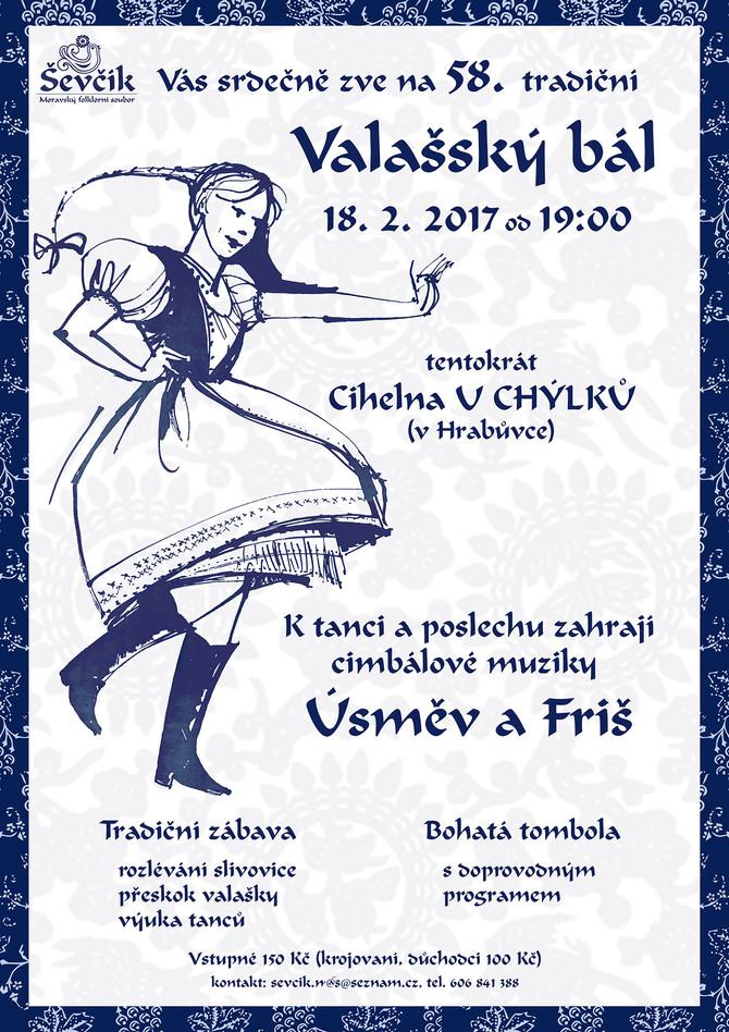 18.2.2017 - Bál MFS Ševčík