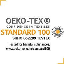 ComfortAce is OEKOTEX certified