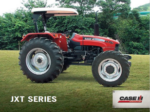Un nuovo trattore per ILAMBA