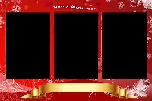 Red Merry Xmas