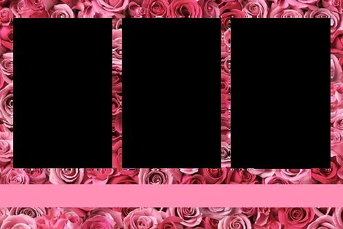 flower wall-Magic Mirror