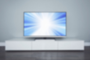 Television and Cabinet
