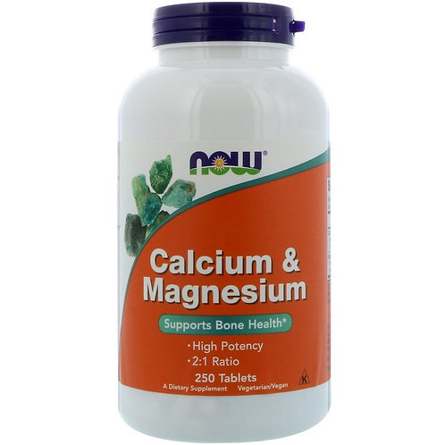 Կալցիում եւ մագնեզիում/ Calcium & Magnesium