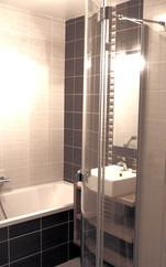 Les Barthes, la salle de bain