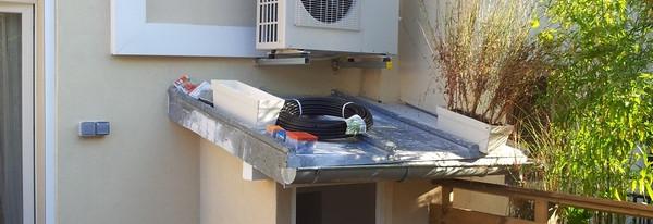 Climatisation des appartements