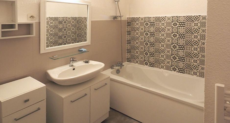 La Tilholle, la salle de bain