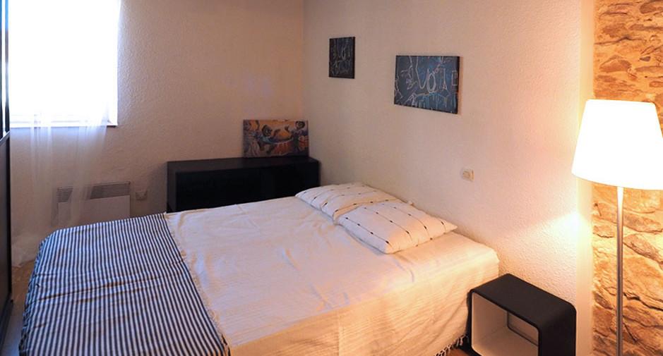 La Tilholle, la chambre