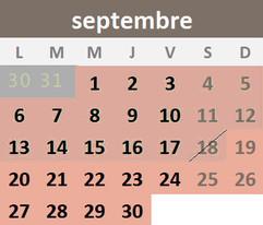 Saligues Septembre 2021