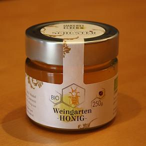 BIO Weingartenhonig vom Berg Eisenhut
