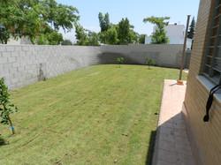 Plantación de tepes