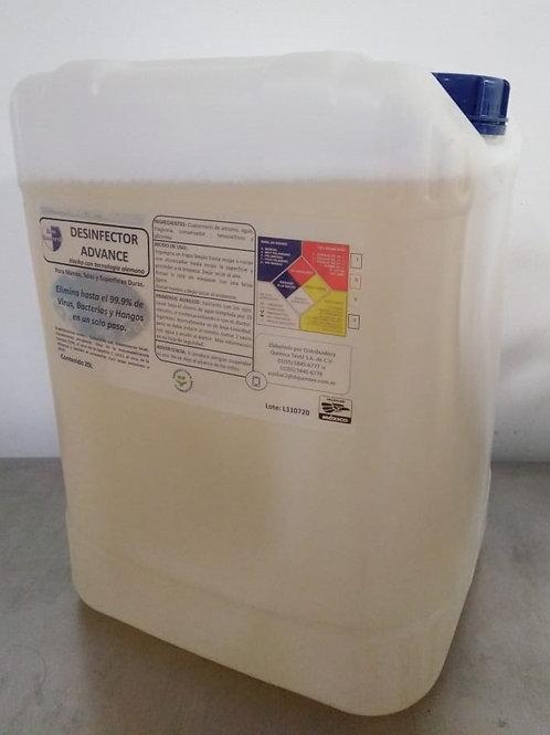 Desinfector Advance  20L