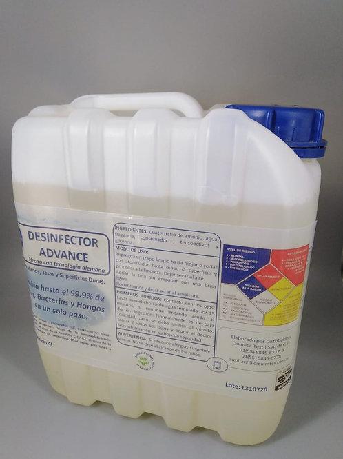 Desinfector Advance 4L