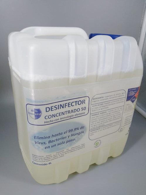 Desinfector Concentrado 4 L