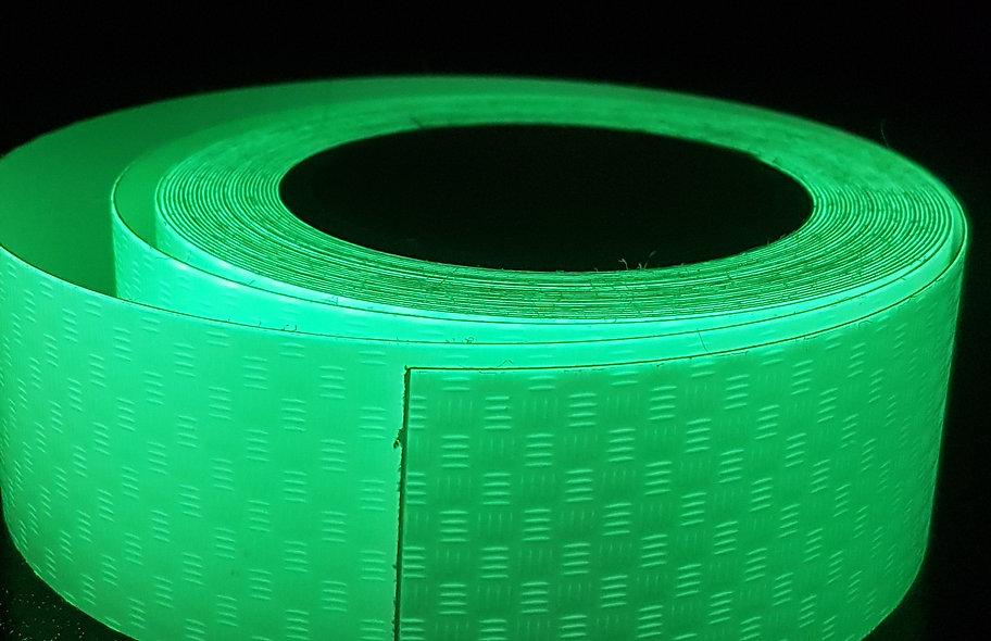 Cinta Antiderrapante Fotoluminiscente Autoadherible