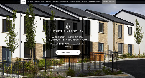 New Homes - White Pines