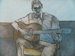 Graham the guitarist