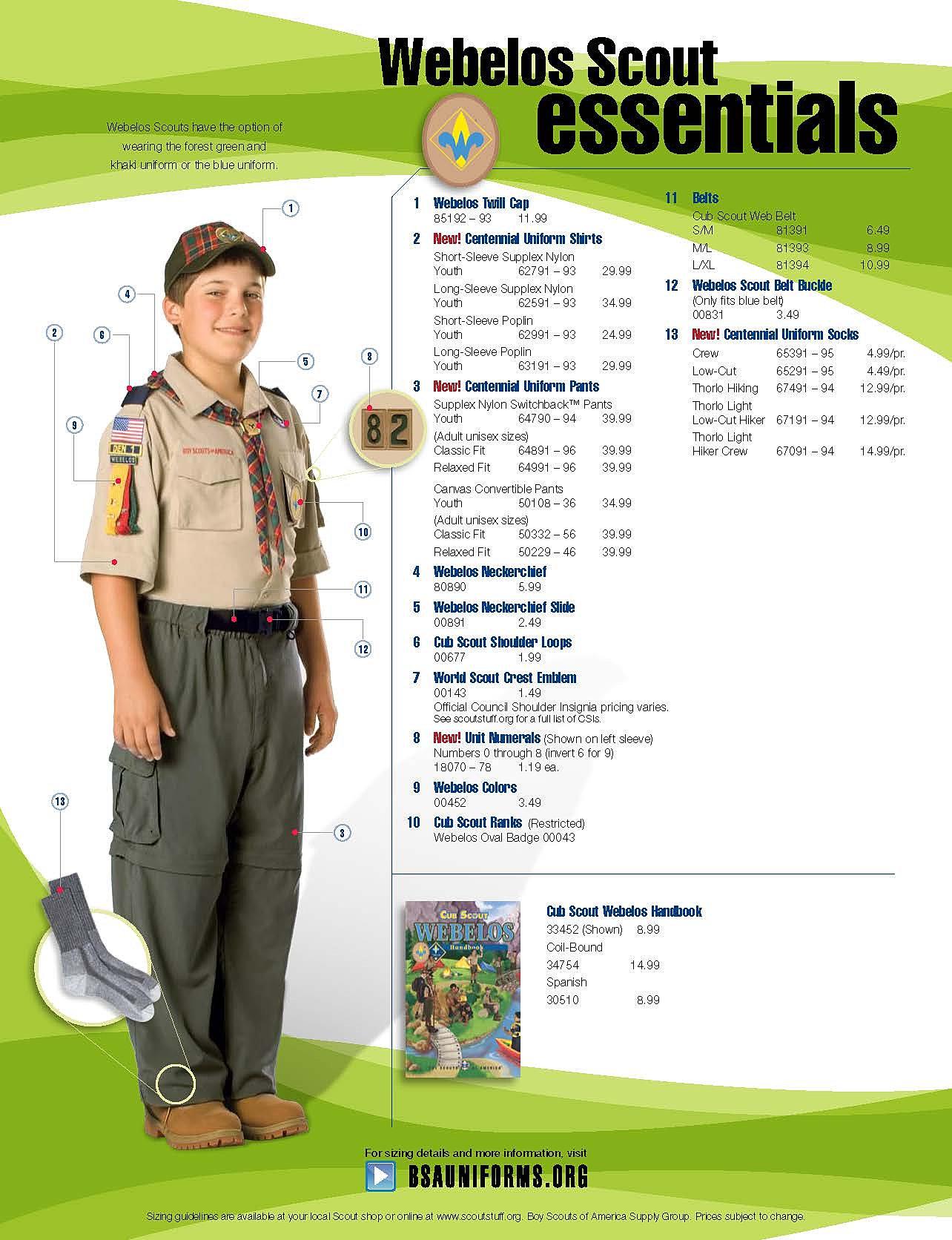 Cub Scout Den Leader Shirt Patch Placement
