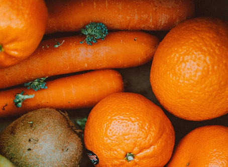 Facts or Fiction? Can Oranges and Carrots improve vision (Part 3)