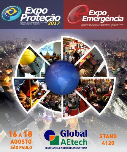 Expo Proteção 2017, maior evento de segurança do país