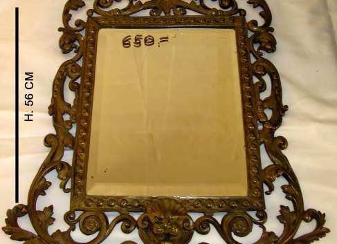 Miroir ancien du 18ème siècle