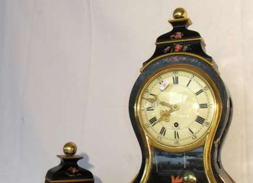 """Horloge neuchâteloise """"Zenith"""""""