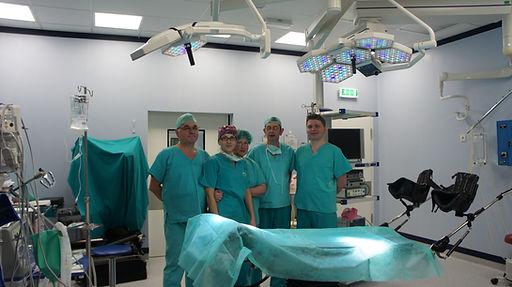 urologia, blok operacyjny