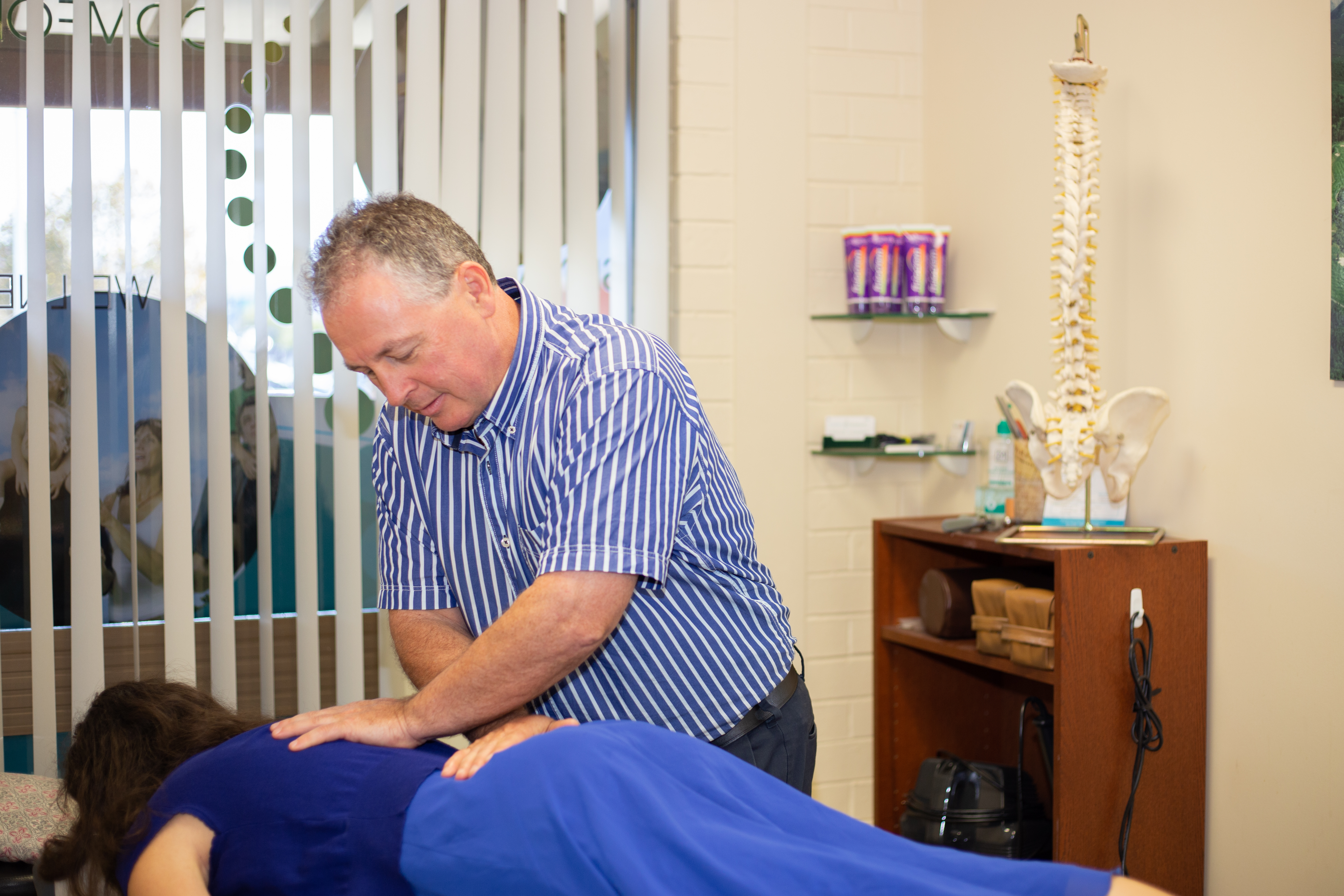 Chiropractic Manipulative Therapy