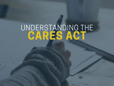What Startups Need to Know About The CARES Act
