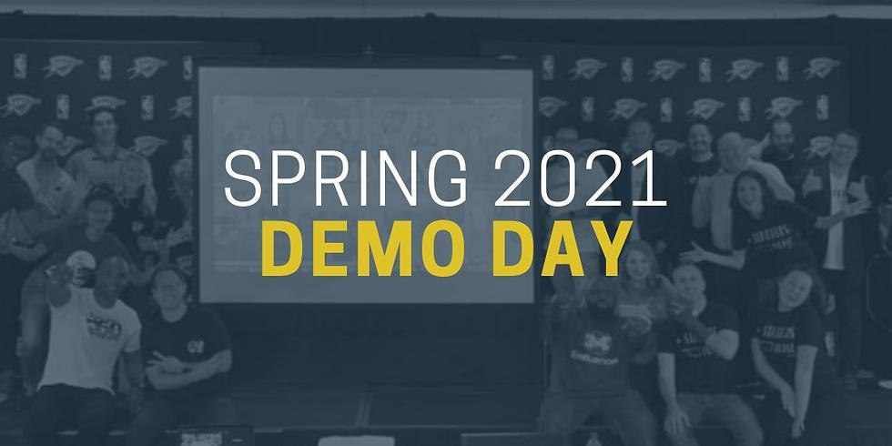 Demo Day Spring 2021