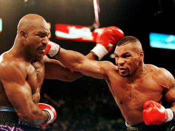 Everybody has a plan until they get punched in the face. - Mike Tyson