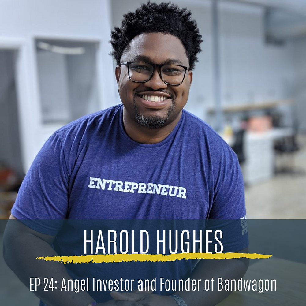 Harold Hughes, Founder of Bandwagon