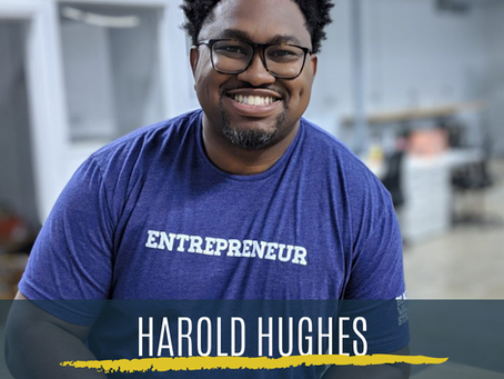StitchCrew Podcast: Harold Hughes, Angel Investor and Founder of Bandwagon