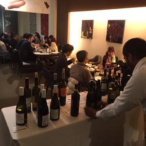 ワインパーティー開催!