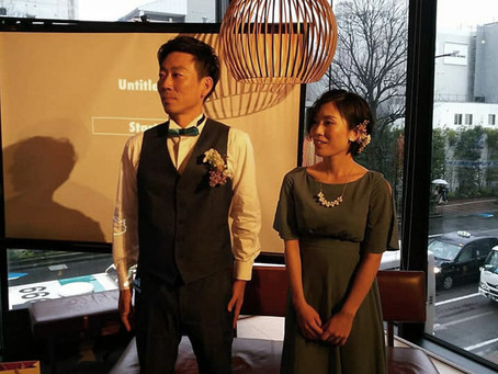 結婚式2次会!