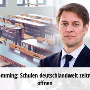 17.02.2021  Schulen deutschlandweit zeitnah öffnen