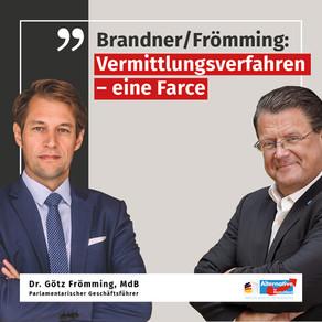 11.12.2020 Brandner/Frömming: Vermittlungsverfahren – eine Farce