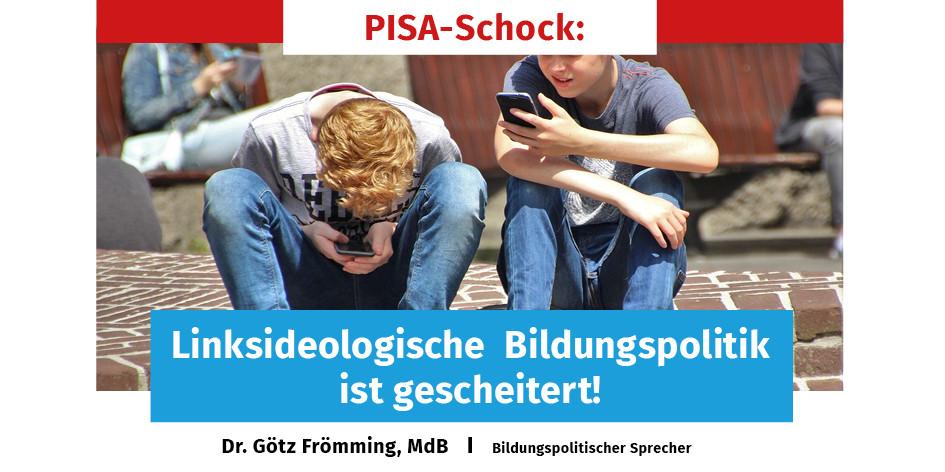 PISA-Schock