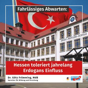 Beendigung der Zusammenarbeit bei Islamunterricht mit Erdogan-treuer Ditib war überfällig