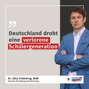 21.01.2021  Deutschland droht eine verlorene Schülergeneration