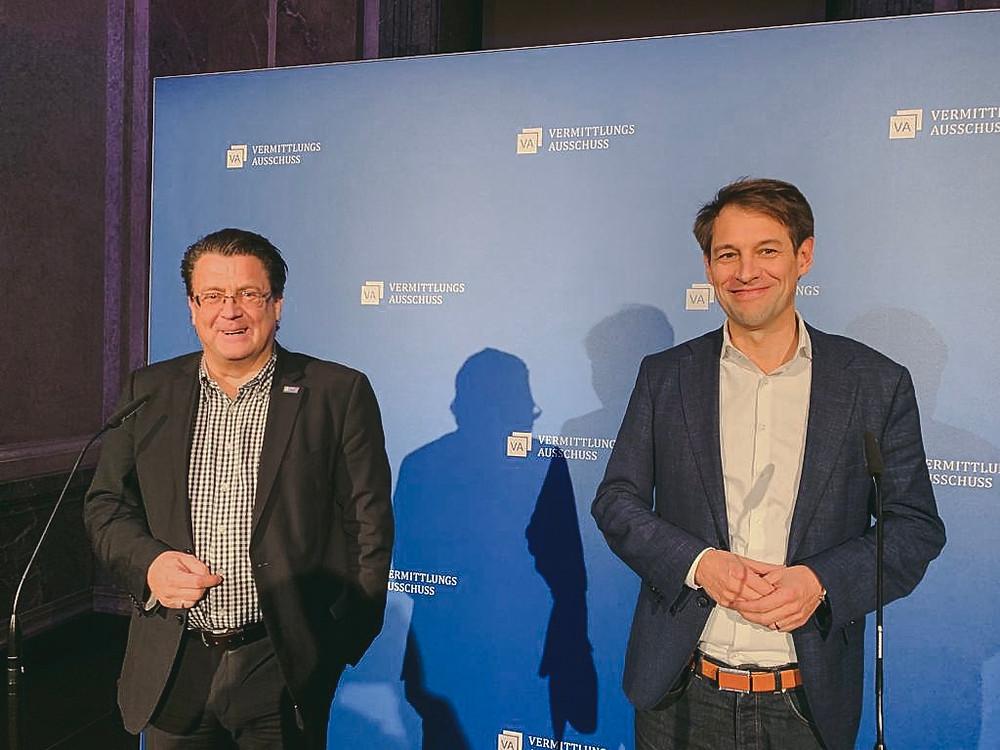 Stephan Brandner Götz Frömming