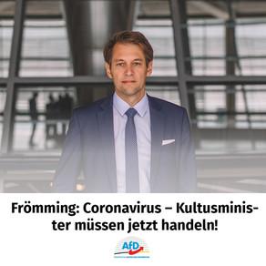 Coronavirus – Die Kultusminister müssen handeln