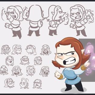 Picks Character Sheet