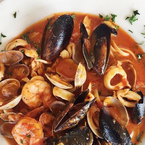 Seafood Possilipo